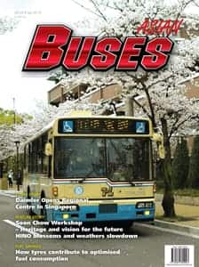 Asian Buses Issue 6